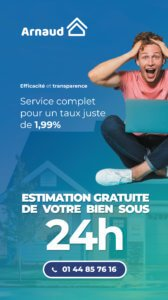 Arnaud Immo agence nouvelle génération