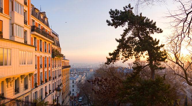 Prix de l'immobilier à Paris fin 2019