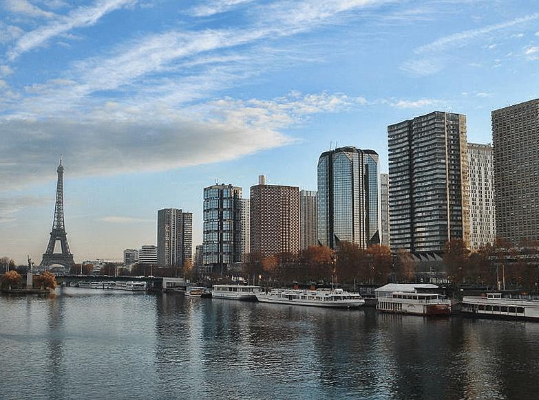 Paris - Vivre dans le 15ème arrondissement