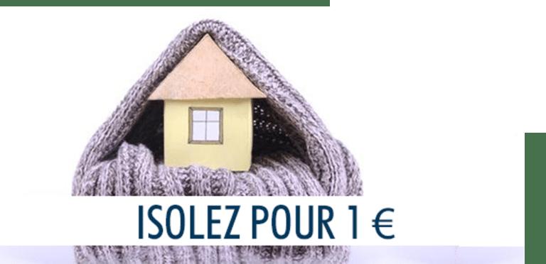 Dispositif d'aide pour l'isolation gratuite de votre toit
